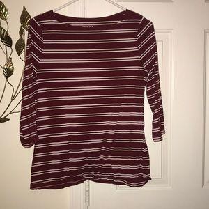 3/4 sleeved top